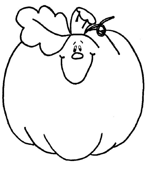 silly pumpkin coloring pages blank pumpkin template coloring home