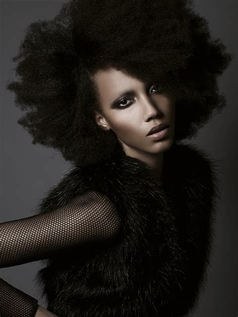 styling natural afro natural afro hair styles