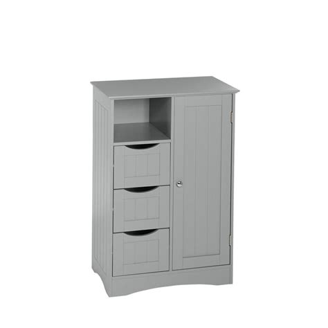 home depot bathroom floor cabinets riverridge home ashland 22 in w x 32 in h bathroom linen