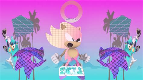 Aesthetic Wallpaper Deviantart | sonic aesthetic by toxictastingtea on deviantart