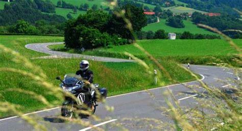Motorrad Und Reisen Thüringer Wald by Tour Datenbank Gps Daten