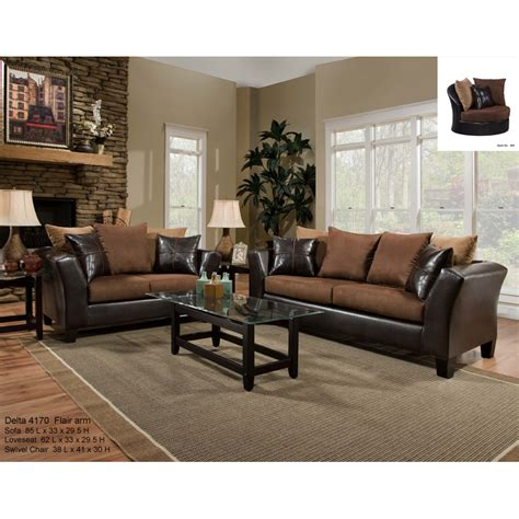 Delta Sofa Loveseat