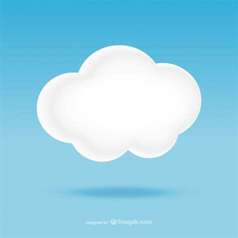 imagenes de nuves blancas nube blanca descargar vectores gratis