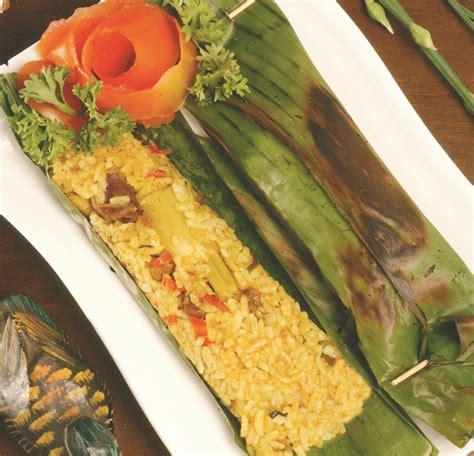 resep membuat nasi merah bakar resep pepes nasi bakar aneka olahan nasi
