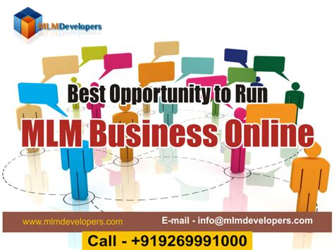 Opportunities For And Minority Run Businesses by Best Opportunity To Run Mlm Business