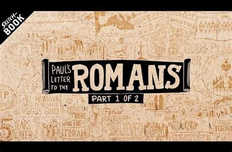 themes in book of romans the bible project best outline videos of the books of the