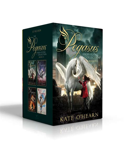 the pegasus mythic collection books 1 6 the of olympus olympus at war the new olympians origins of olympus rise of the the end of olympus books kate o hearn official publisher page simon schuster