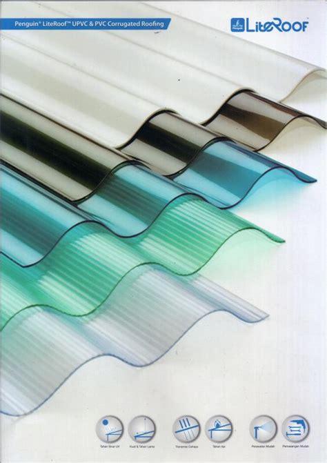 Jual Plastik Uv Makassar jual seng plastik pvc atap canopy harga murah buktikan
