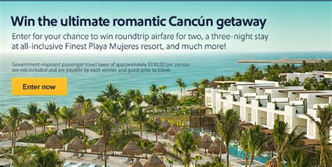 win an all inclusive trip to cancun from southwest airlines