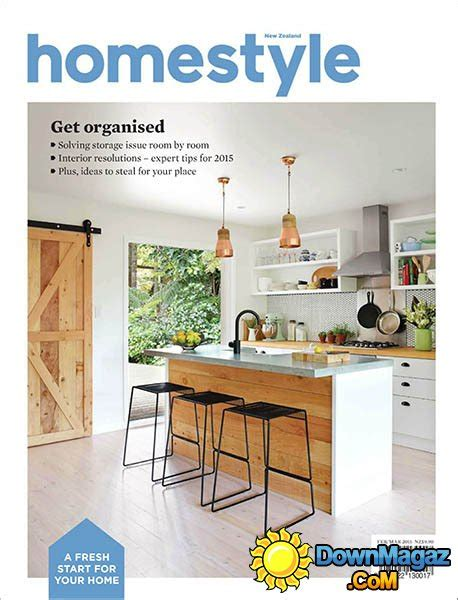 home design magazine new zealand homestyle new zealand february march 2015 187 download pdf