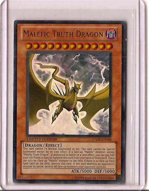 Yugioh Zubaba General Jump Original free malefic yugioh shonen jump promo single card yu gi oh other collectibles