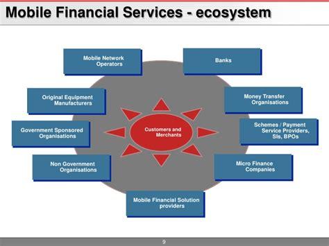 mobile services mobile finacial services