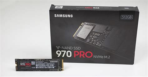 samsung 970 pro 512 gb review techpowerup