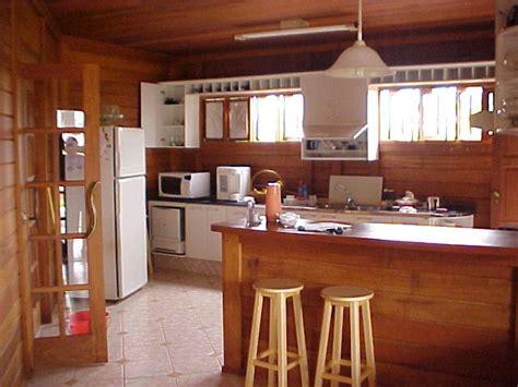 Anex Interiors by Foto Cozinha Planejada Em Casa De Madeira De Casas De