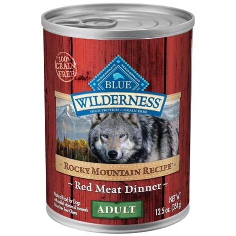 wilderness puppy food blue buffalo blue wilderness rocky mountain recipe dinner food