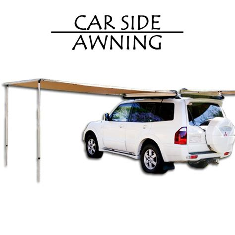 pull out car side awning roof buy car awnings