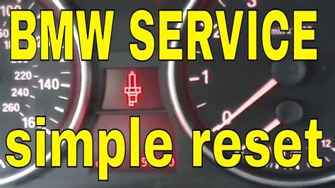 reset service light bmw reset service light bmw 3 series reset service light