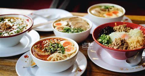 Ramen Hakata Ikkousha Jakarta new menu ikkousha ramen mazesoba at pantai indah kapuk