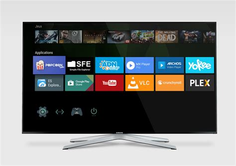 tv apk tuto comment installer une app apk sur android tv frandroid