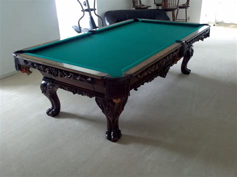 vitalie pool table billiards forum what year and model is this