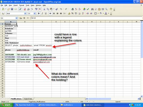 Spreadsheet Key by 1537 Modification Log Excel Spreadsheet Needs A Legend