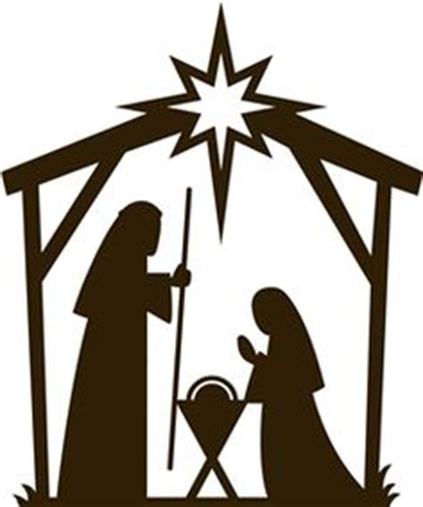 nativity silhouette template nativity stencils woodworking projects