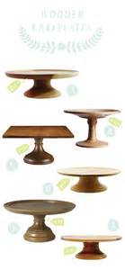 kuchen pappteller search results wood cake stands