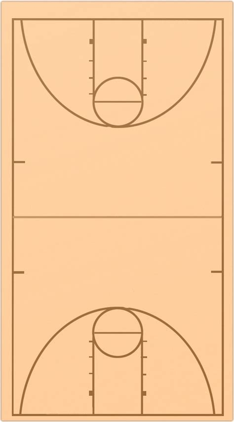 basketball court template boy stuff pinterest