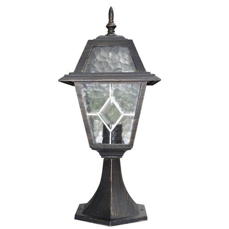 Luminaire Outdoor Lighting Floor L Outdoor Light Garden L Outdoor L Black Gold Ip44 Luminaire L Btr Bt4004a