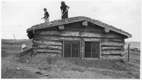 How To Build A Cottage Roof by How To Build A Log Cabin Just Like The Pioneers Did