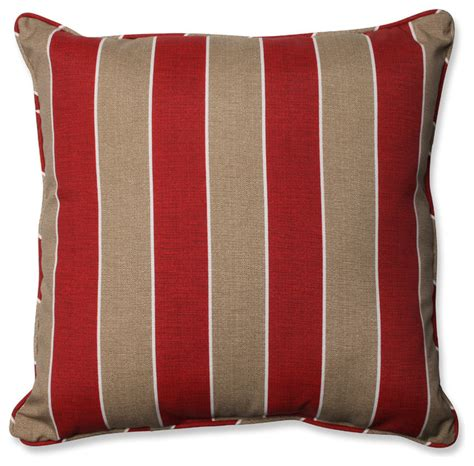 Outdoor Cushions 25 Shop Houzz Pillow Inc Wickenburg Cherry 25