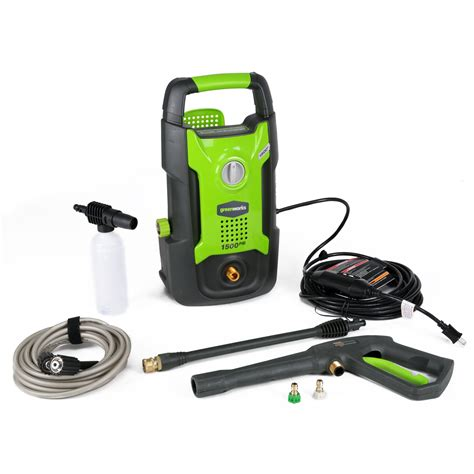 electric pressure washers reviews  buying guide