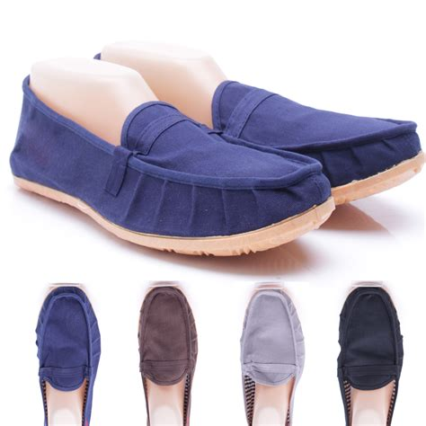 Terlaris Terlaris Canvas Ballet Shoes Perform Shoes Flat Shoes Ballet dr kevin shoes bekasi elevenia