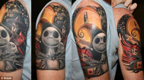 tattoo nightmares online uk tattoos are for life not just for christmas festive body