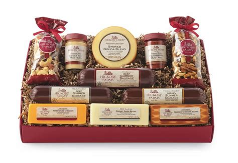 hickory farms is a great tradition for holiday gatherings