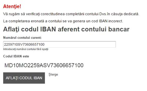 Cod Iban Banca by Codul Iban International Bank Account Number Poate Fi
