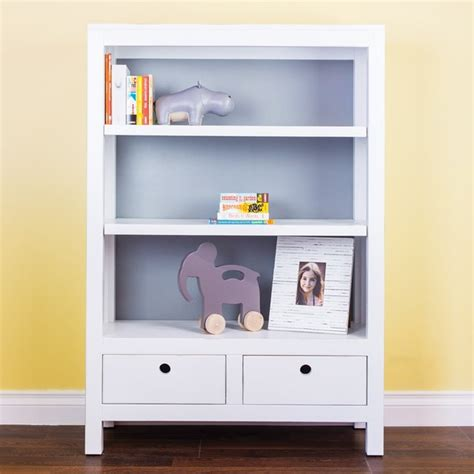 newport cottages bookcase modern bookcases