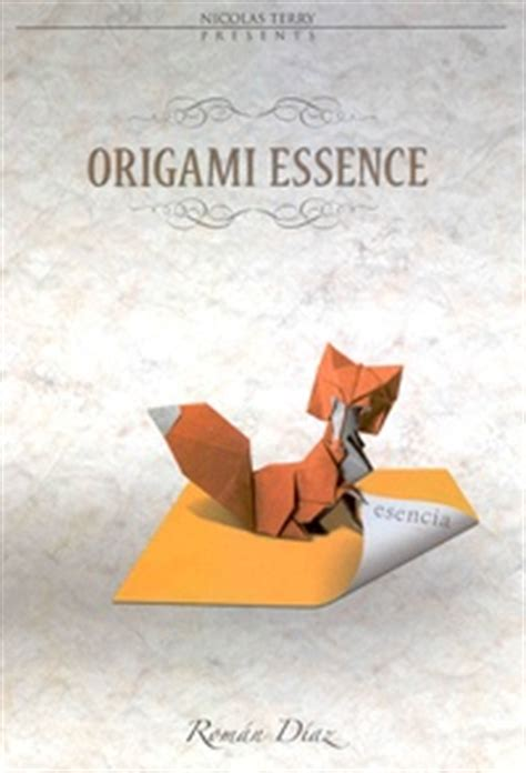 origami book cover origami essence by diaz book review gilad s