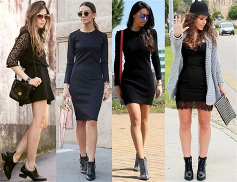 ways to wear the timeless black dress for different