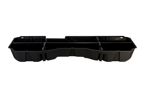seat gun storage du ha 10300 underseat storage gun autoplicity