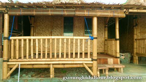 hotel  beach  gunungkidul rumah bambu sadranan