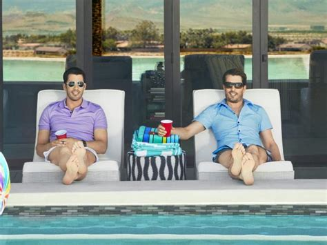 drew and jonathan scott house the property brothers las vegas home property brothers