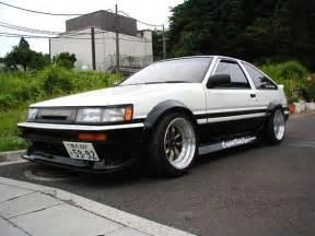 Ae86 Toyota Toyota Ae86 Driven