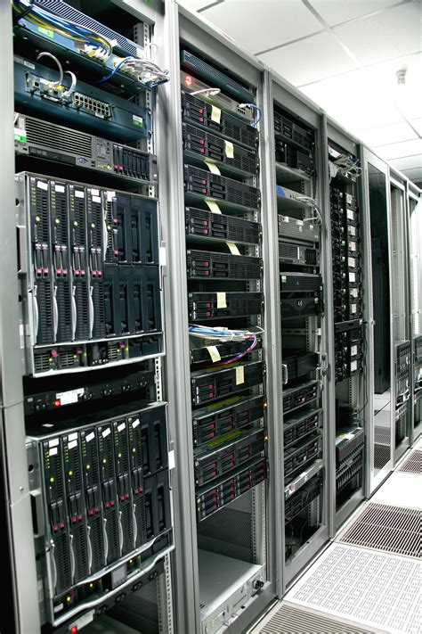 Rack Colocation by Leading Data Center Servers Ctrls Gallery