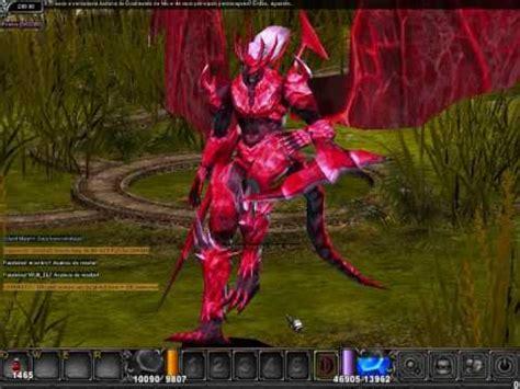 mu bloody set bloodthirsty armor for mu