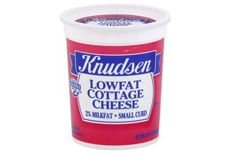 Cottage Cheese Source Of Protein by Knudsen Low Cottage Cheese 32 Oz Tub Kraft Recipes