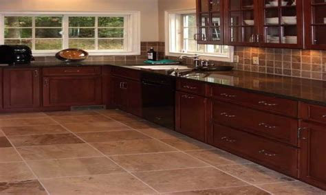 kitchen flooring types wood floors