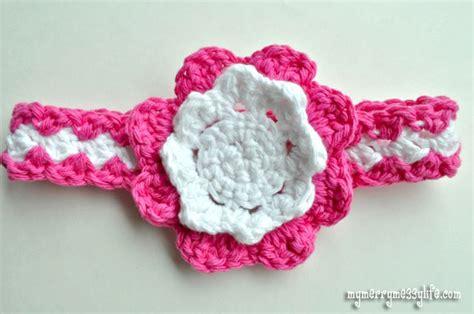 crochet pattern central headbands crochet baby girl headband pattern crochet and knit