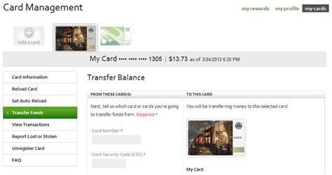 Check Your Starbucks Gift Card Balance - starbucks gift balance gift ftempo