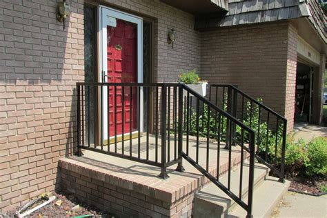 iron home rod iron railings for porches flauminc com